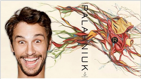 james franco chuck palahniuk