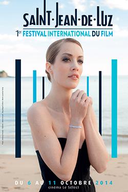 affiche saint jean de luz 2014