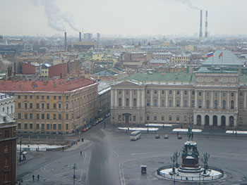 saint petersbourg © vincy thomas