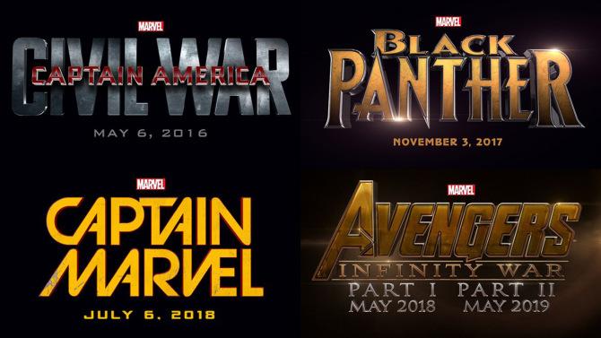 marvel avengers captain america black panther