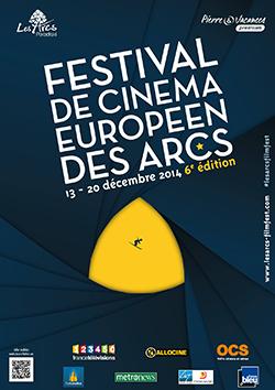 affiche festival les arcs 2014