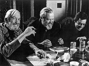 the other side of the wind orson welles john huston
