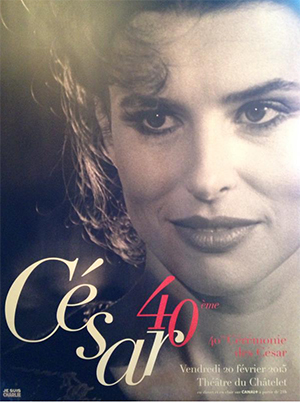 fanny ardant affiche cears 2015