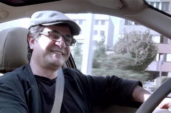 jafar panahi taxi