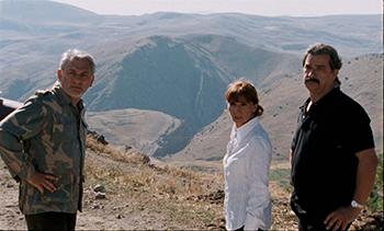 le voyage en arménie robert guédiguian