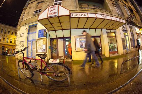 cinema budapest hongrie
