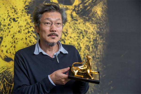 leopard d'or pour Hong Sang Soo