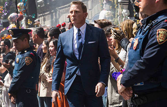 daniel craig james bond 007 spectre