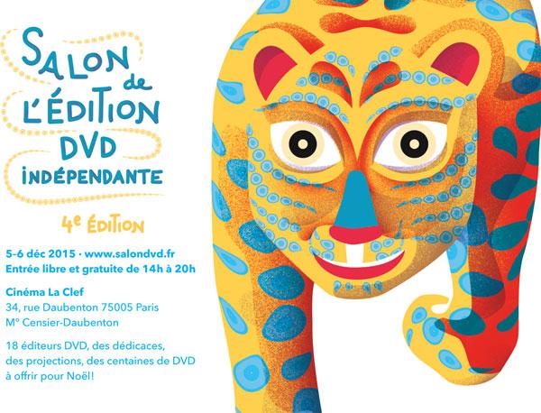 salon de l'édition dvd 2015