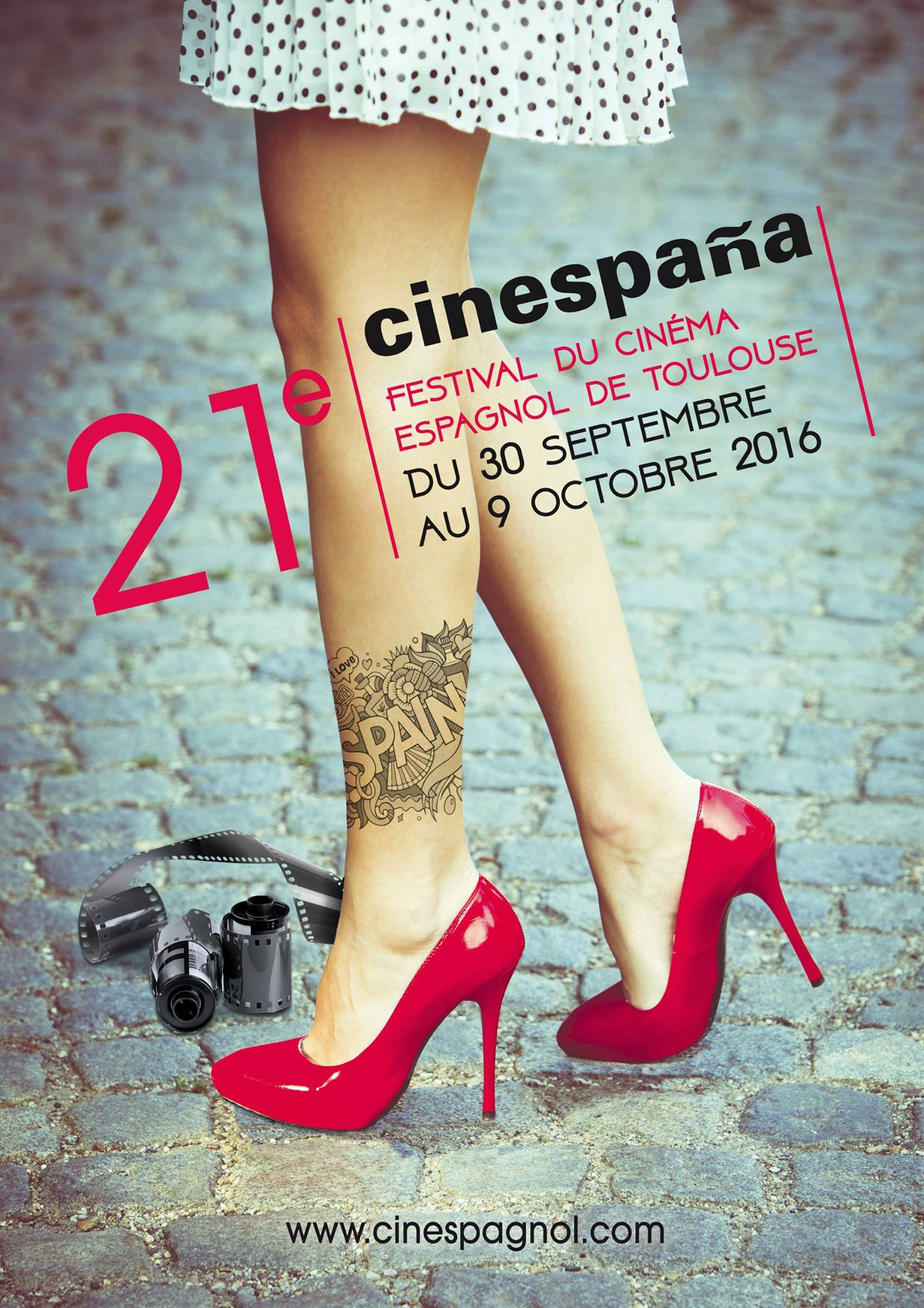 Cinespana 2016