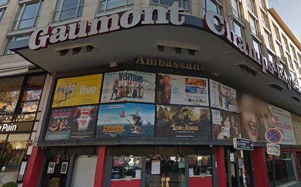 avis de fermeture pour le gaumont champs elys es ambassade 1959 2016 le blog d 39 ecran noir. Black Bedroom Furniture Sets. Home Design Ideas