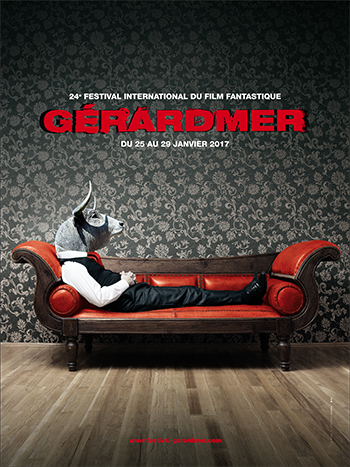 poster affiche gerardmer 2017