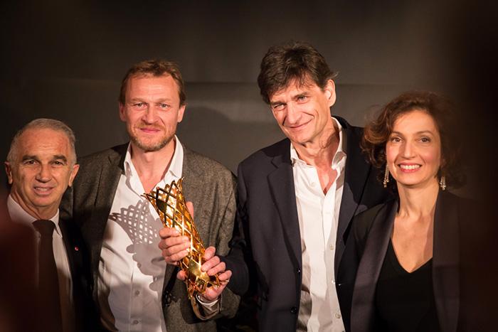 © Salomé Oyallon / ENS Louis Lumière pour l'Académie des César 2017