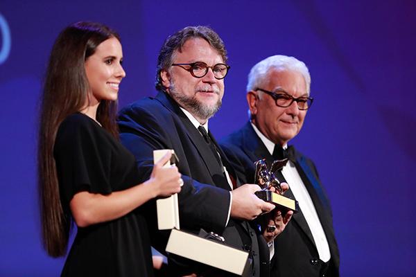 Guillermo Del Toro, un Lion rugissant — Mostra de Venise