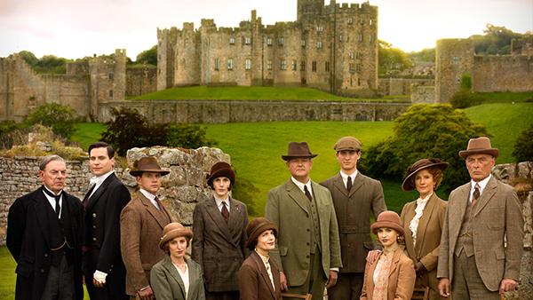 2017 octobre 27 le blog d 39 ecran noir - Downton abbey histoire ...