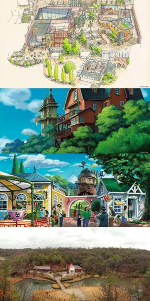 parc attraction ghibli