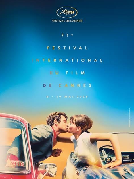 affiche festival de cannes 2018 poster