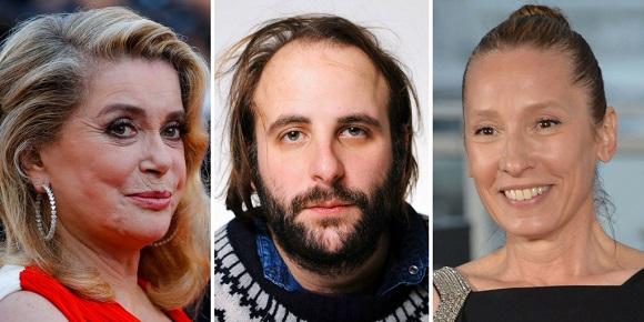 Cedric Kahn Reunit Catherine Deneuve Vincent Macaigne Et Emmanuelle