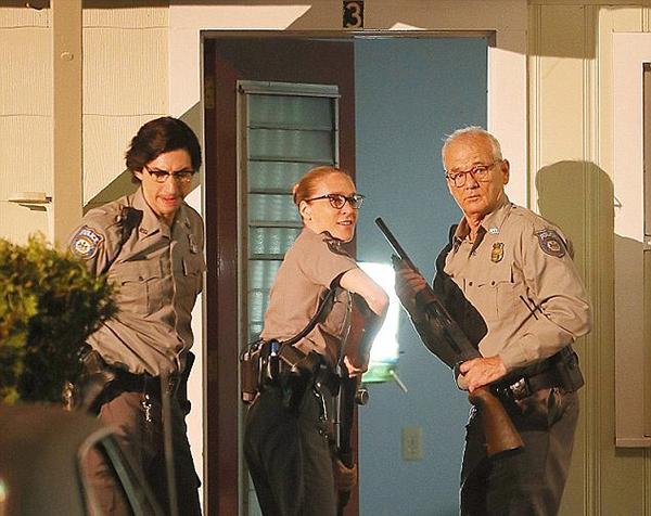 Image du tournage de The dead don't die