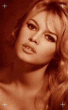 Brigitte Bardot - Ecran Noir